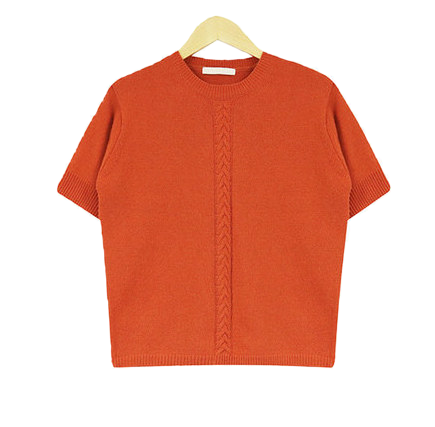 Eden short sleeve wool-nt