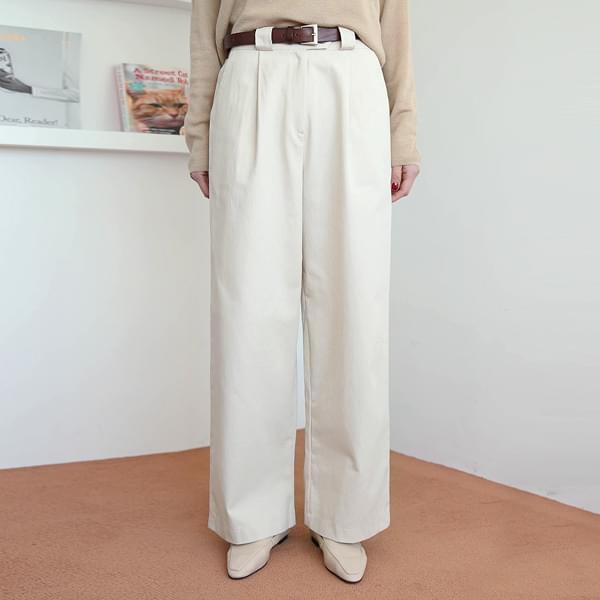 Two Button Bending Pants