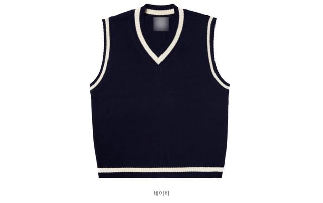 Campus V-neck Vest ♥ Unisex ♥