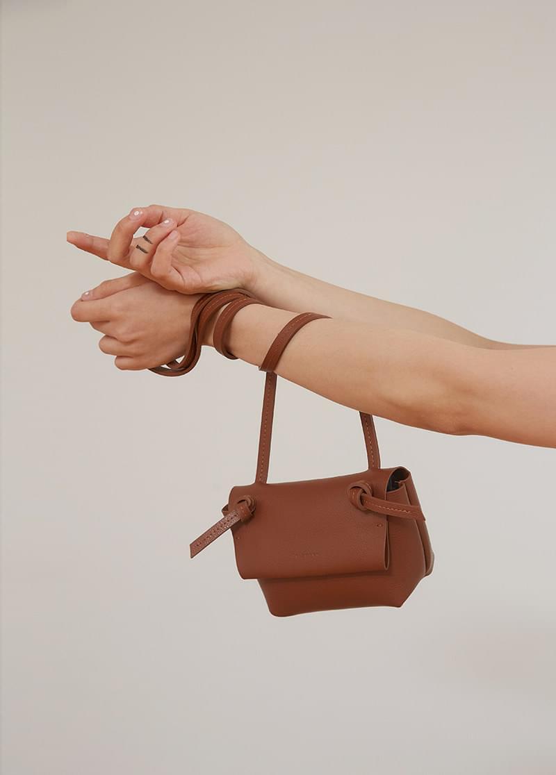 micro tie bag