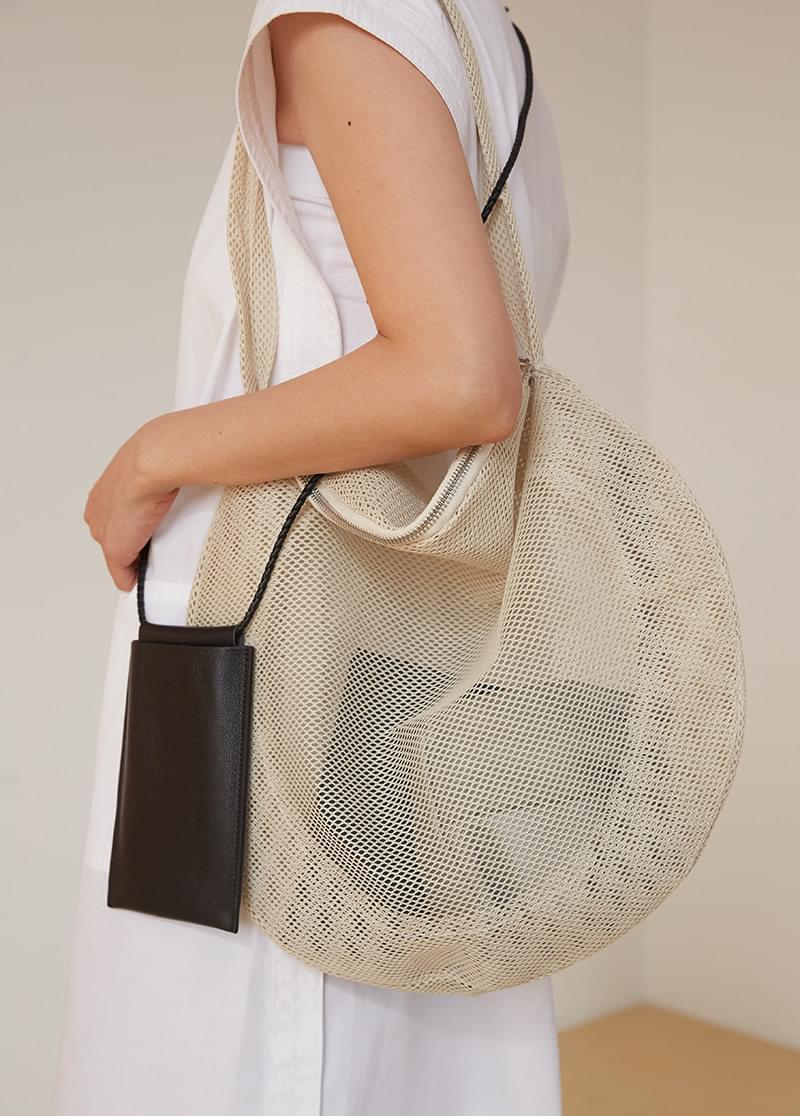 round mesh bag