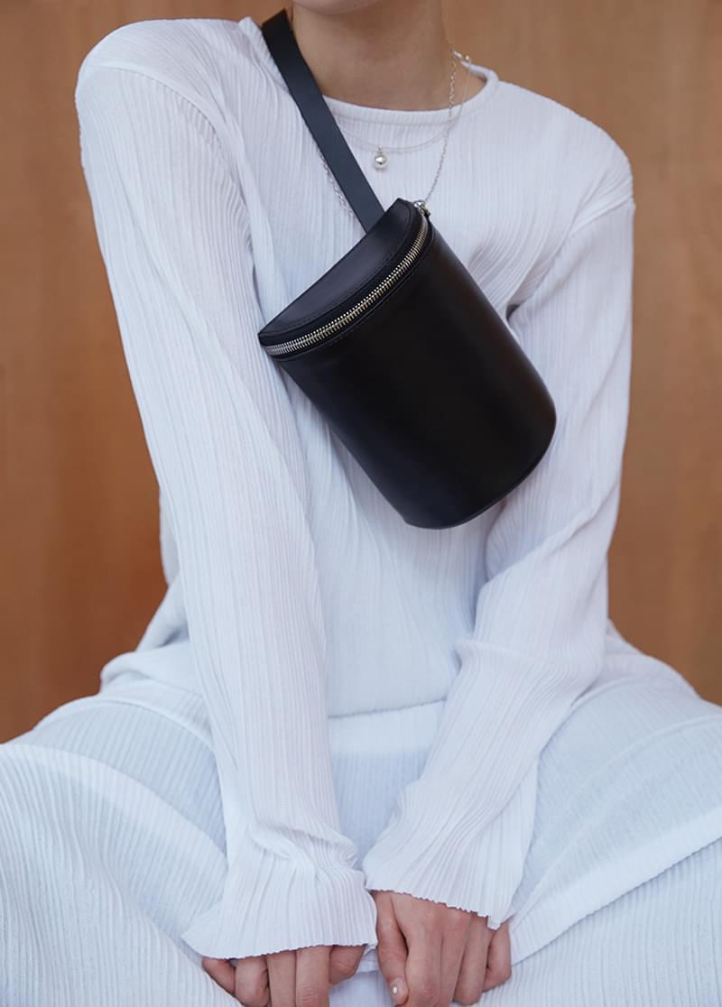 cylinder belt bag