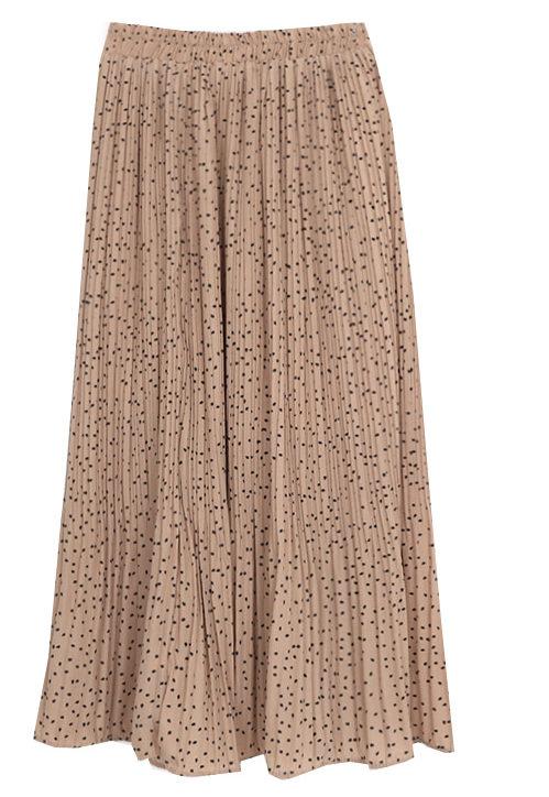 Love Jenny Milky Way Long Skirt