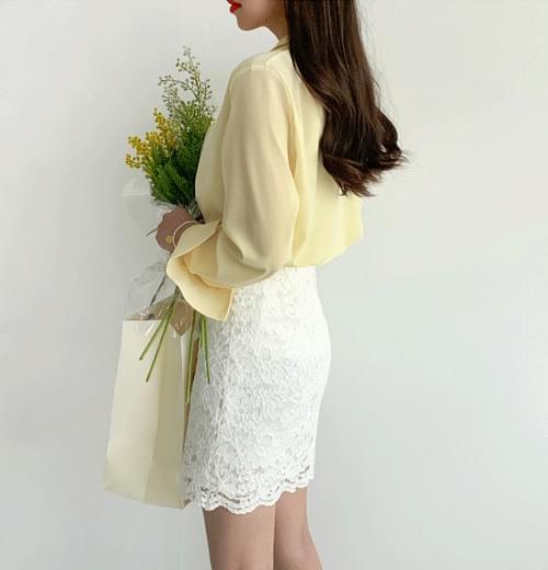 Chalang Misu Yu blouse