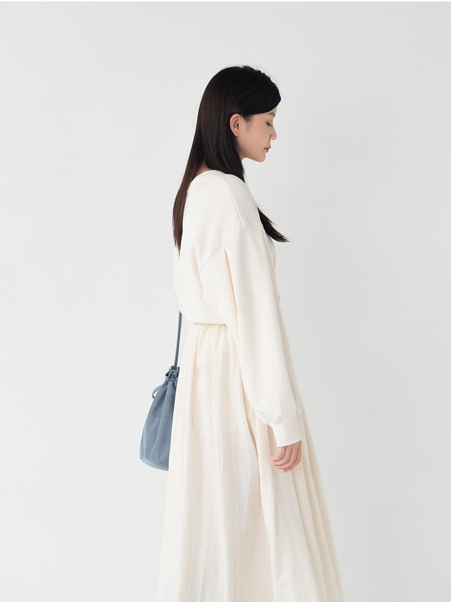 long sleeve zip-up cardigan