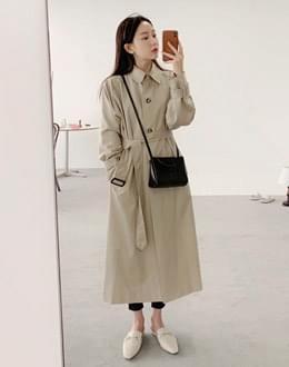 Revert trench coat
