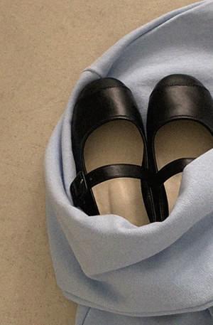 Maryjane-Flat Shoes
