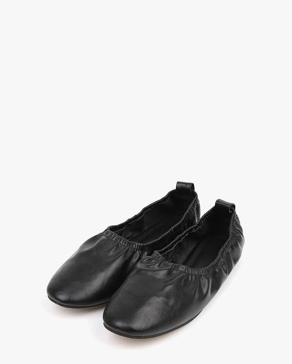 unique wrinkle flat shoes (230-250)