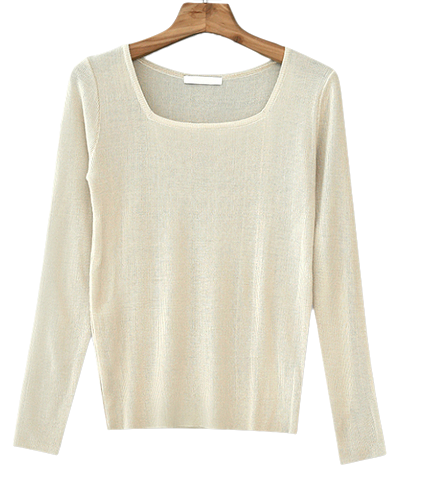Goliath Square Neck Knit