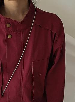 Crispy Crop jacket jacket