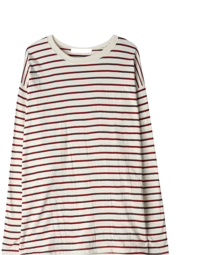 Vinimarka striped t-shirt