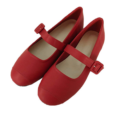 Maryjane-Flat Shoes