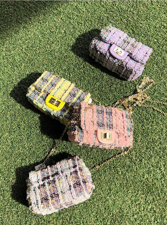 Tweed Mini Mini Bag