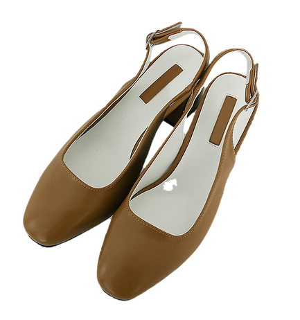 Megan-Slingback Shoes