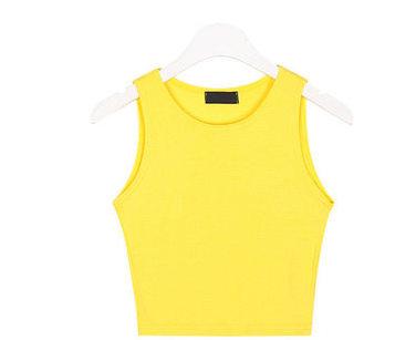 best crop sleeveless