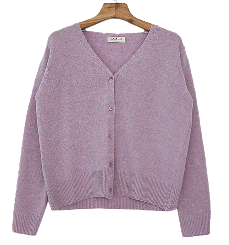 PBP. Powdery Wool Cardigan