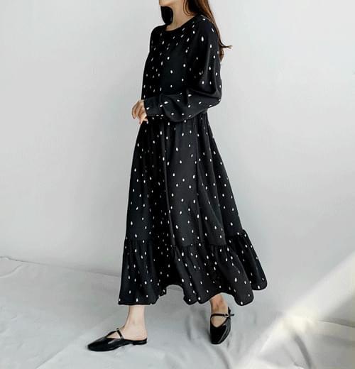 Berdot long dress