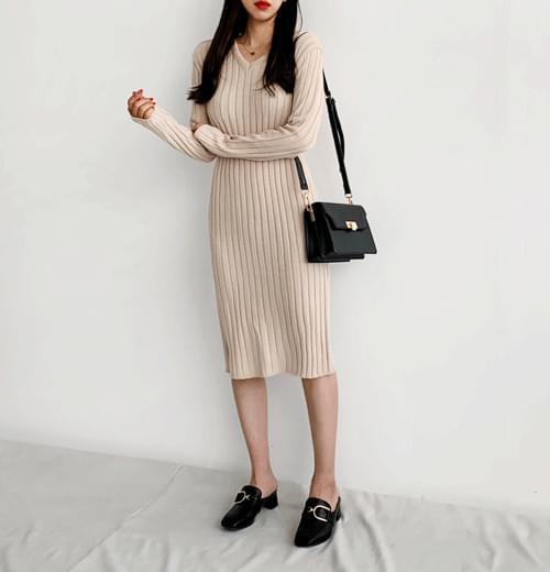 Silica Knit Dress