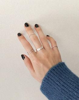Barbie set ring