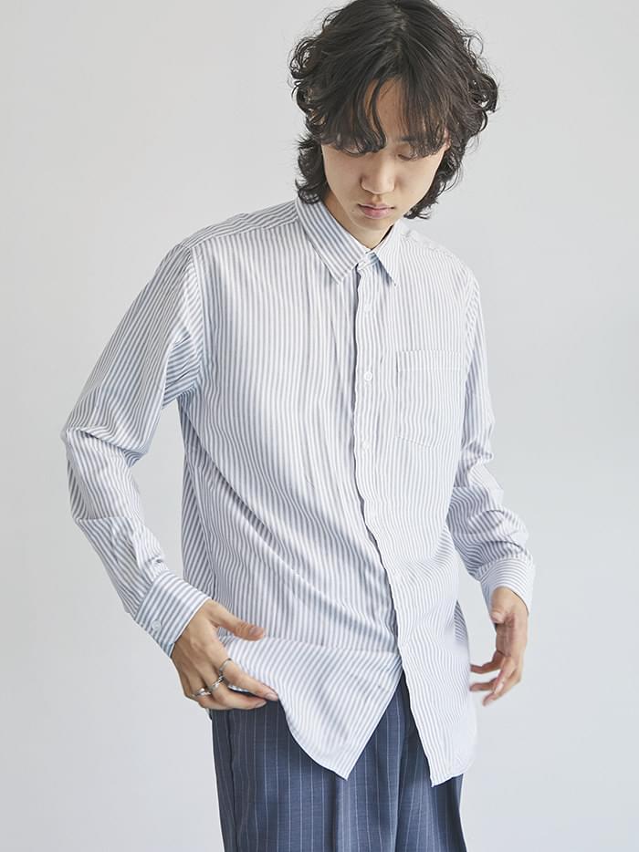 tidy stripe shirts - men