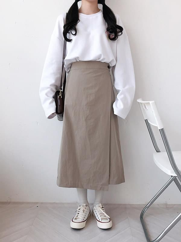 Time lap Long skirt