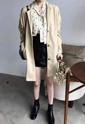韓國空運 - Pre & Ruth Pit Barbary 大衣外套