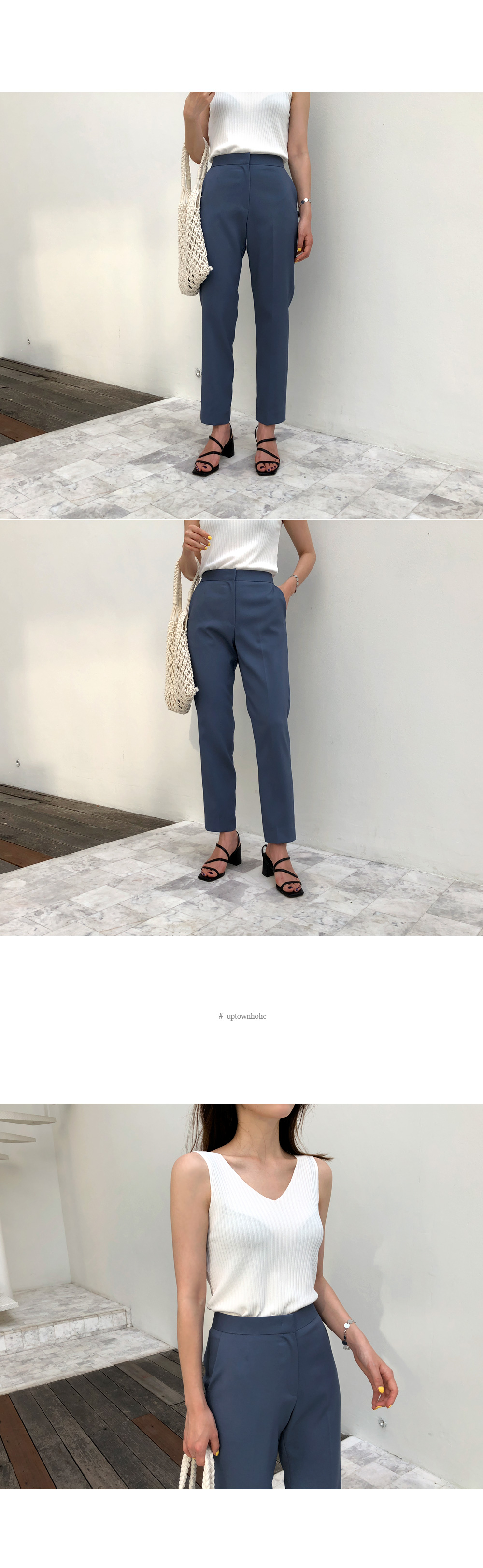 Firming date slacks pants mint s