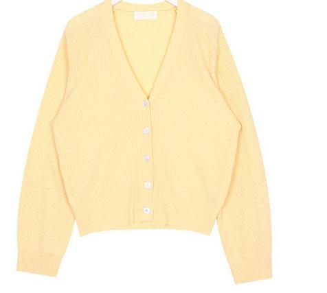 alice v-neck cardigan