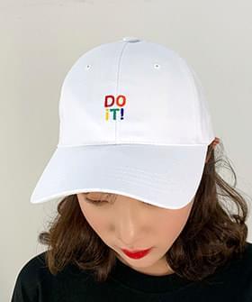 Duot color ball cap
