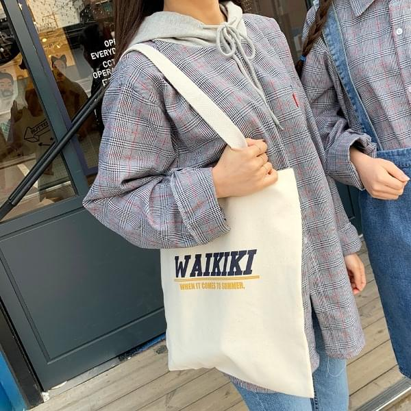 Waikiki Eco Bag
