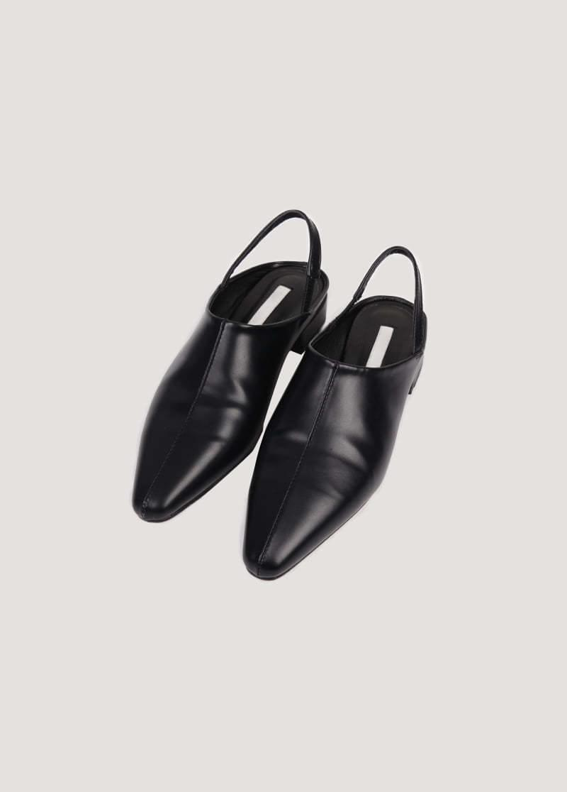 Edge Slingback Shoes