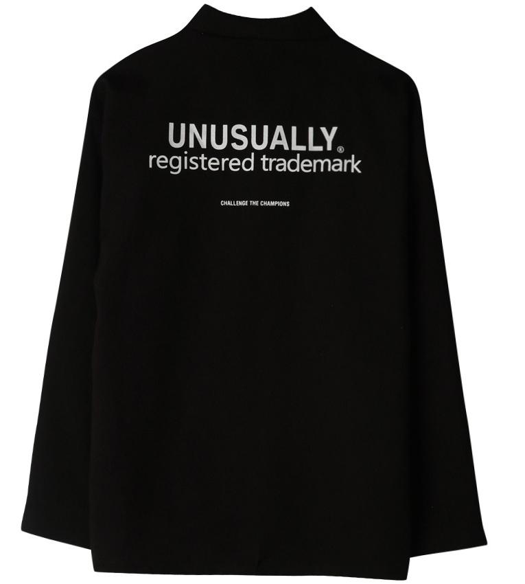 Mark Lettering Basic Shirt