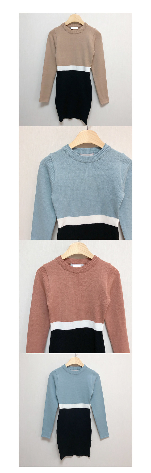 Order rush ♥ Coloring Golgi knit ops