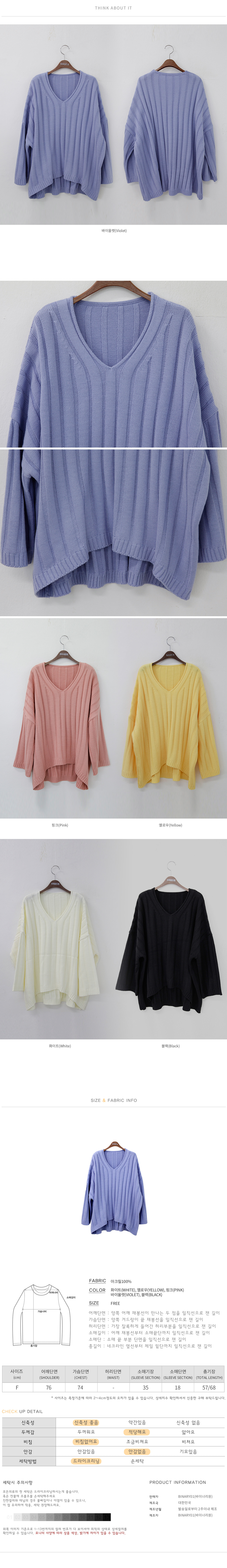 Loose fit Canteen knit