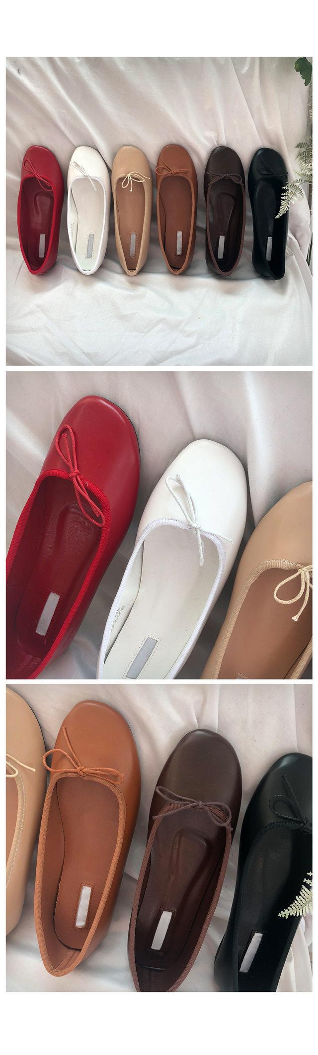 Mine Flat Shoes