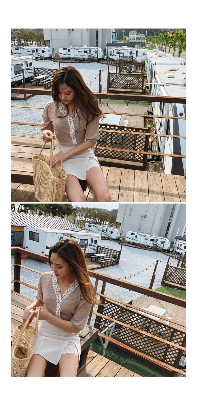 Pearl lily lace cardigan