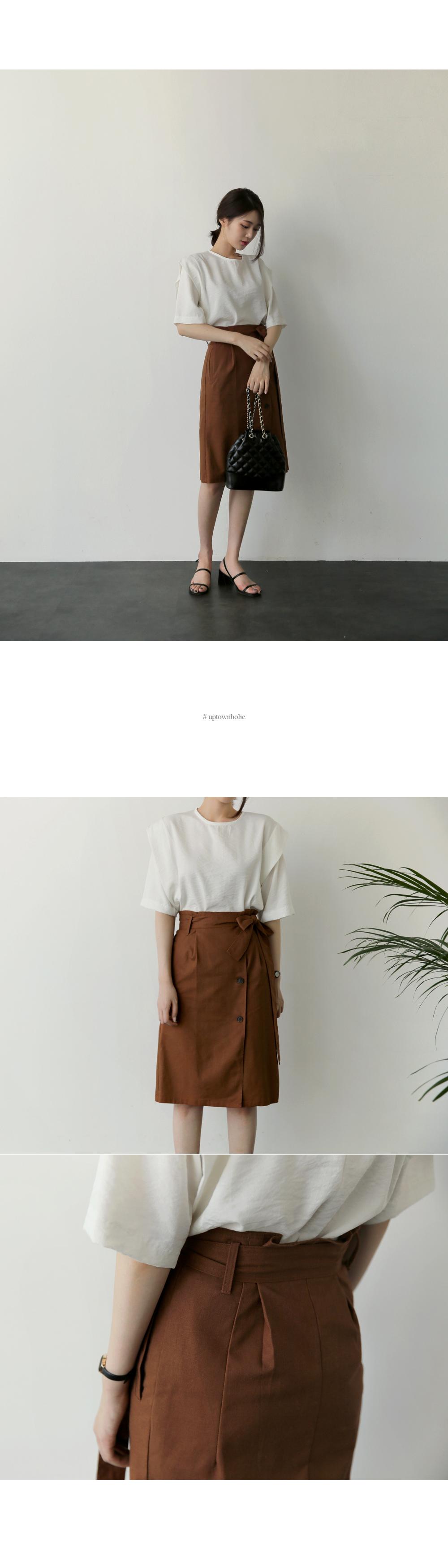 Two way bag white