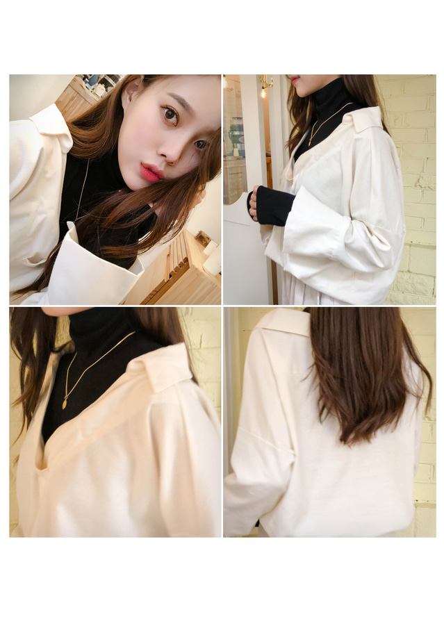 Layered Formicola Blouse