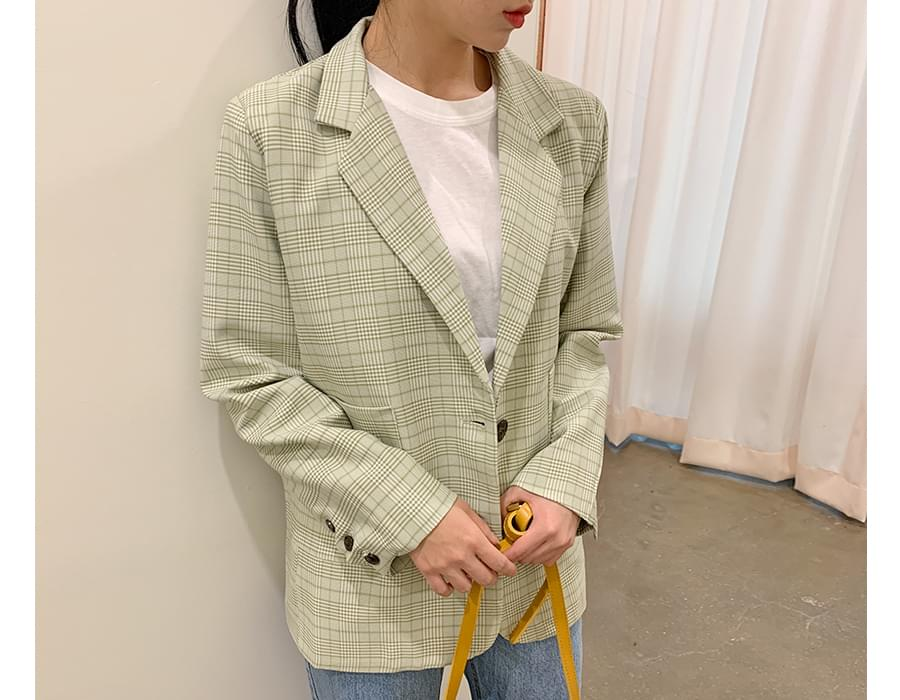Ground check single jacket_S