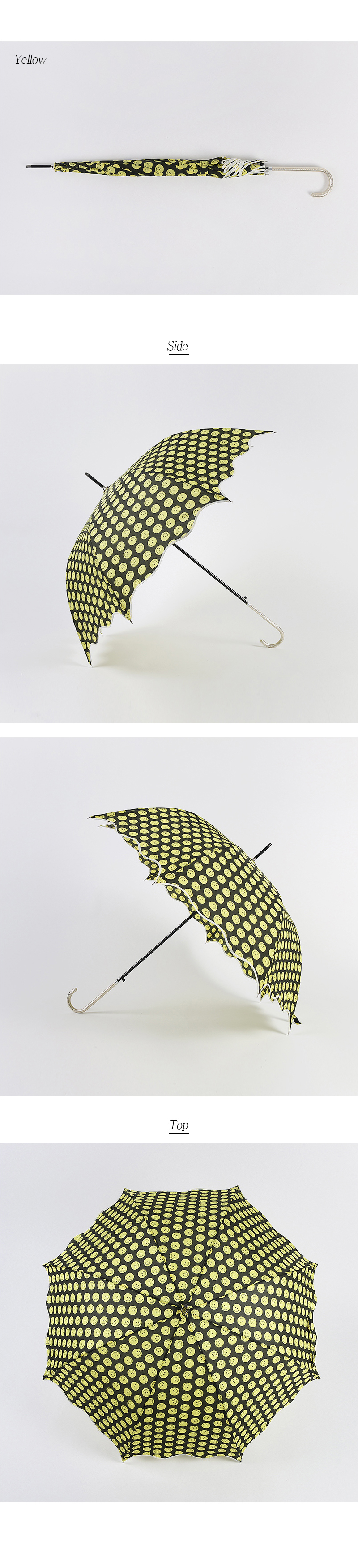 Smile pattern umbrella