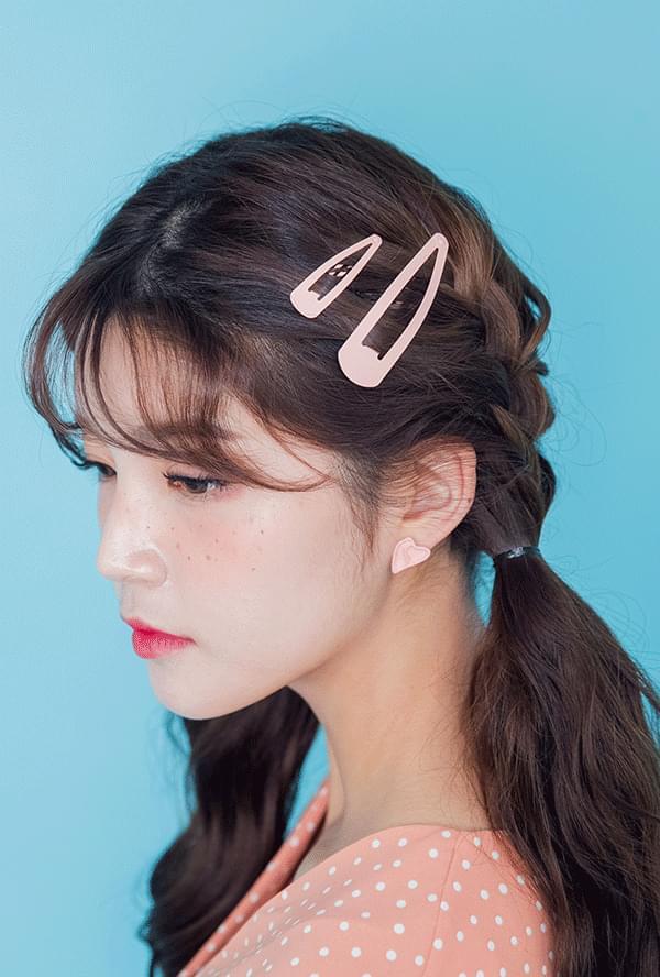Pastel 2SET hairpin