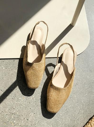 Ratan Slingback shoes