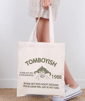 Puppy Girl Eco Bag