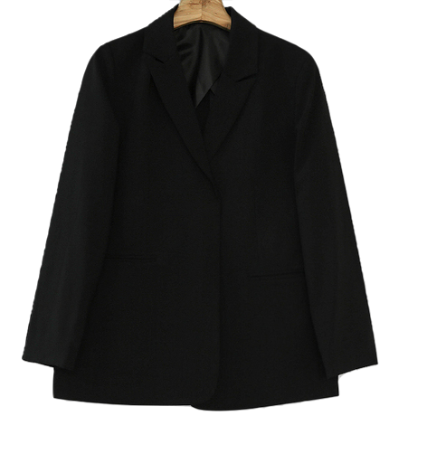 MMMM / Belted Open Jacket