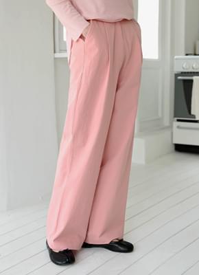 Noah's String Cotton Pants