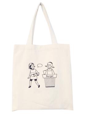 Friends Shield Eco Bag
