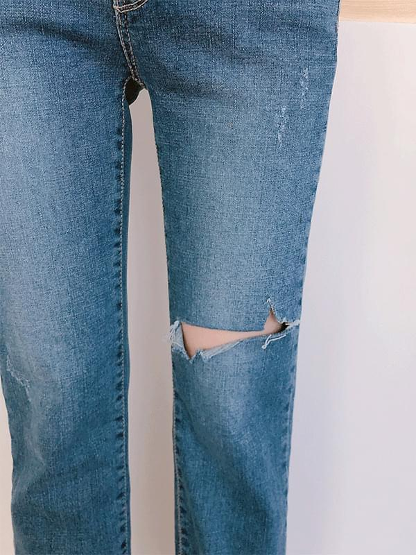 Dyer's Denim Pants