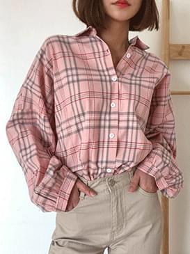 Ruzupitarara check shirt