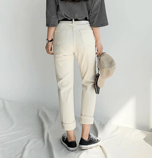 Lamy slim exhaust pants
