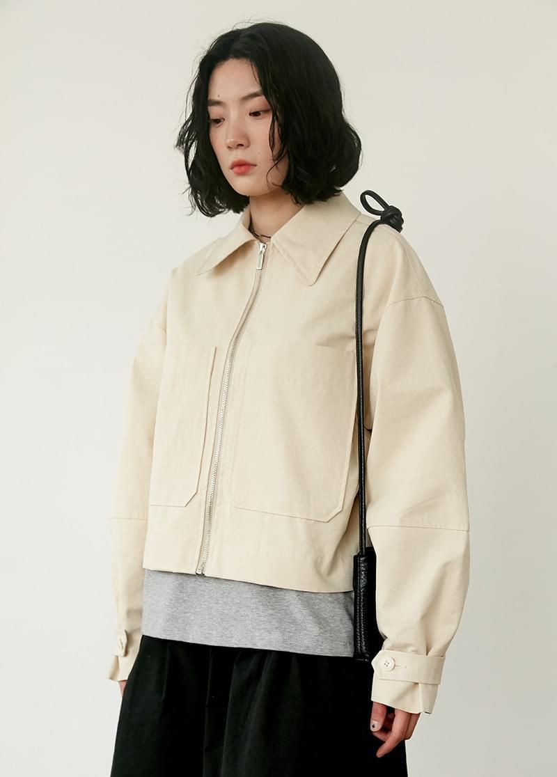 Pintail round jacket